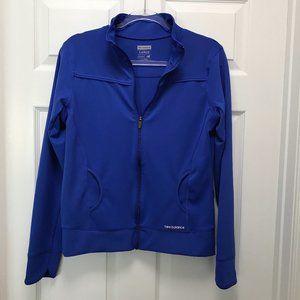 New Balance Royal Blue Stretch Workout Jacket